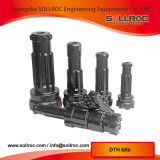 Cop64 152mm, Cop64 165mm, Cop64 178mm, bits de Cop64 203mm DTH