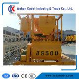 Mezclador concreto eléctrico fijo (JS500)