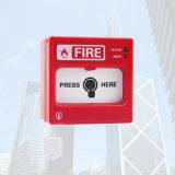 Punto manuale convenzionale di chiamata del segnalatore d'incendio di incendio di Aw-CMC2166-5 Asenware con l'indicatore