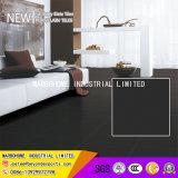 Keramische glasig-glänzende Porzellan Vitrified feste schwarze weiße graue volle Karosserie deckt (MB6002Y) 600X600mm für Wand und Fußboden mit Ziegeln