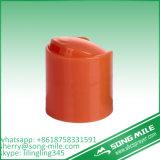 20mm 24mm 28mm Plastique Disc Top Press Cap Capuchon