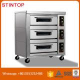 Guangzhou-Fertigung-Gas-Brot-Ofen-Maschine, industrieller Brot-Backen-Ofen