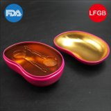 Gift for Festival Bean-Shaped Tin Box / Metal Gift Box / Candy Can (B001-V4)