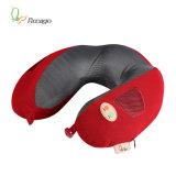 Cuscino all'ingrosso di massaggio di vibrazione di figura di U con musica