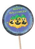 Подарок конфеты шипучки Halloween самый большой
