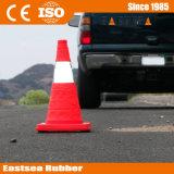 De rode ABS Plastic Vouwende Kegel van de Verkeersveiligheid (rtc-45)