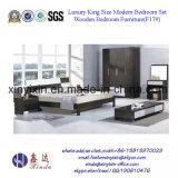 Dormitorios para adultos madera Set con Armario turca Muebles para el Hogar (F19 #)