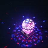 Вращая лазерный луч вспышки партии диско света СИД этапа фонарика (YE001B)