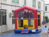 Het Opblaasbare het Springen van wrekers Kasteel/Huis van de Uitsmijter/Kasteel Bouncy