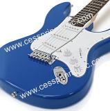 Constructeur de fournisseur de /Guitar de guitare de Lp de guitare de /Electric de vente/bleu chauds musique de Cessprin (ST601)