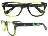 Het in het groot Optische Frame van Eyewear van de Manier Eyewear van Frames Met de hand gemaakte Nieuwe