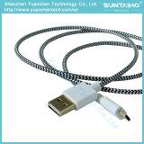 모든 인조 인간 Smartphones를 위한 빠른 비용을 부과 및 Sync USB 케이블