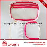 Saco do cosmético da composição da promoção 600d das mulheres
