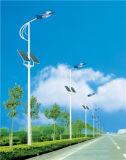 Lange Service-Zeit-Solarstraßenlaternegebildet in Jiangsu China mit TUV