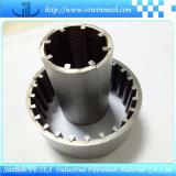 Mina del SUS 304/316 que tamiza el tubo del acoplamiento