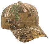 カスタム刺繍はBurshedの綿の昇進の帽子の帽子の急な回復の帽子の刺繍の野球帽をキャップする