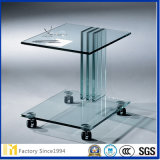 5mm Clear Float Glass Precio con Certificado SGS