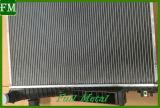 Il radiatore di alluminio d'argento misura 2008-2010 per Ford