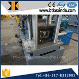 Roulis de profil d'acier froid de crémaillère de mémoire de Kxd formant la machine avec le poinçon