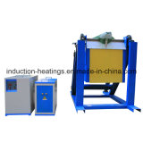 машина топления электромагнитной индукции стального утюга 60kw плавя плавя