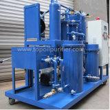 Máquina de proceso inútil del aceite animal del aceite de cocina del acero inoxidable (POLI)