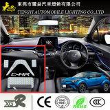 12V de auto LEIDENE van de Lezing van de Koepel van de Auto Binnenlandse Lichte Lamp van de Zaal voor Toyota Chr CH-r Prius Haice Alphards