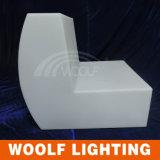 Sofà ricaricabile variopinto di uso LED della casa del sofà del LED