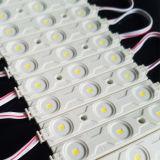 Muestras al aire libre del LED con los módulos de 1.08W LED