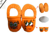 6つのカラー微笑の表面パターン赤ん坊靴(RY-SS16062)