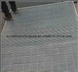 Galvanizado reja serrada o llana del acero de la plataforma
