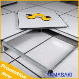Suelo de acceso levantado acero Infilled concreto con el zócalo de aluminio