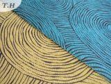 Tela contínua do sofá do Chenille da tela de Gemotrical única com cor 145cm