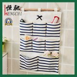 Eco-Friendly Convenient Storage Cotton Wall Hanging Bag