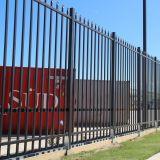 Zink-heißes Verkaufs-Stahlpuder-überzogene Sicherheit, die mit Stange ficht