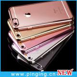 Новое ясное Electroplated iPhone 7/6 аргументы за телефона TPU добавочное