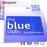 Freien Proben intelligente RFID Karte für Mitgliedschafts-Management erhalten