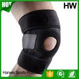 Kneecap высокого качества черный протезный изготовленный на заказ (HW-KS020)