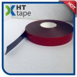 el doble de la espuma de Arylic del negro del trazador de líneas del rojo de 0.25m m echó a un lado cinta