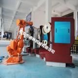 Меля горячего сбывания робототехнические & полируя блоки от машинного оборудования Delin