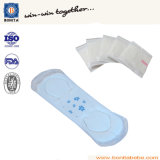 Extra Soft and Thin Disposable Lady Sanitary Napkin