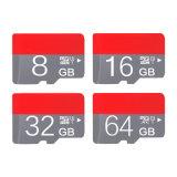 Полная величина карточки внезапной карточки микро- SDHC/Sdxc Microsd TF карты памяти 8GB/16GB/32GB/64GB Class10 карточки 16GB SD нового прибытия микро-