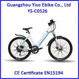 리튬 건전지를 가진 전기 자전거 도시 E 자전거