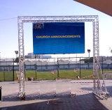 Tabellone per le affissioni esterno dello schermo della visualizzazione di LED P8 LED