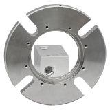 Hoge Precisie Aangepaste CNC die Winkel machinaal bewerken