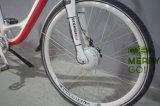 2017 bici eléctrica Niza y elegante nueva de la ciudad del diseño 700c