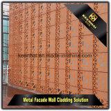 El color modificó los paneles de revestimiento para requisitos particulares de aluminio del corte del laser para la pared exterior