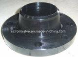Flange cega forjada de aço de carbono A105 (revestimento de RTJ)