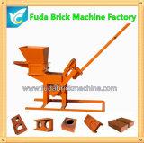 小さい土の手動連結の煉瓦作成機械、ブロックの出版物機械