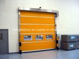 Штарки PVC высокой эффективности дверь гибкой быстрой высокоскоростная (HF-K16)
