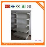 Painel traseiro perfurado de prateleiras de varejo de metal 08113 Estantes de mercadorias